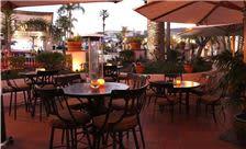 La Valencia Hotel - THE MED Patio