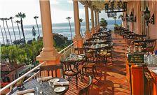 La Valencia Hotel - Oceanview Terrace