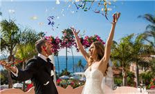 Weddings in La Valencia Hotel California