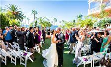 Weddings of La Valencia Hotel La Jolla