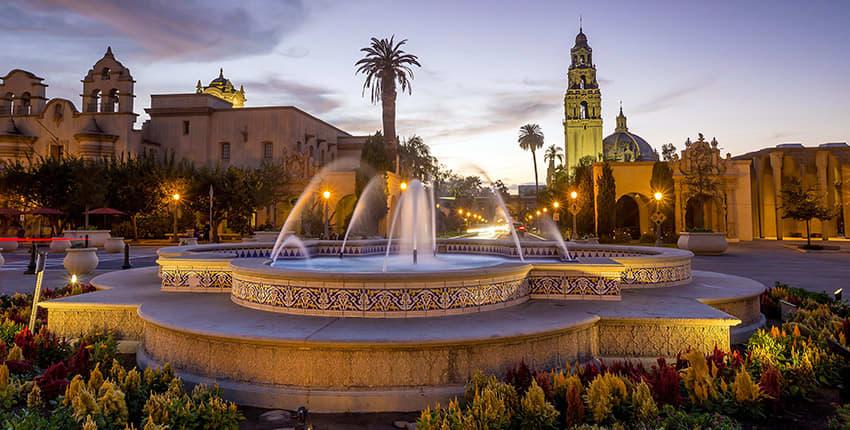 Balboa Park & Museums at California