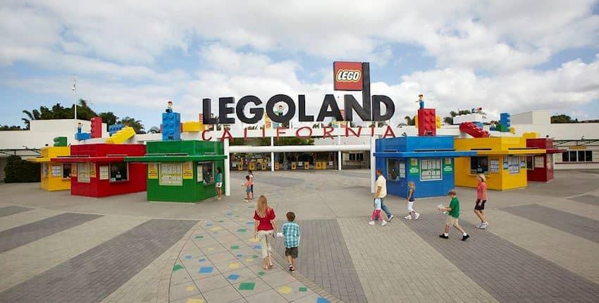 Legoland at La Jolla