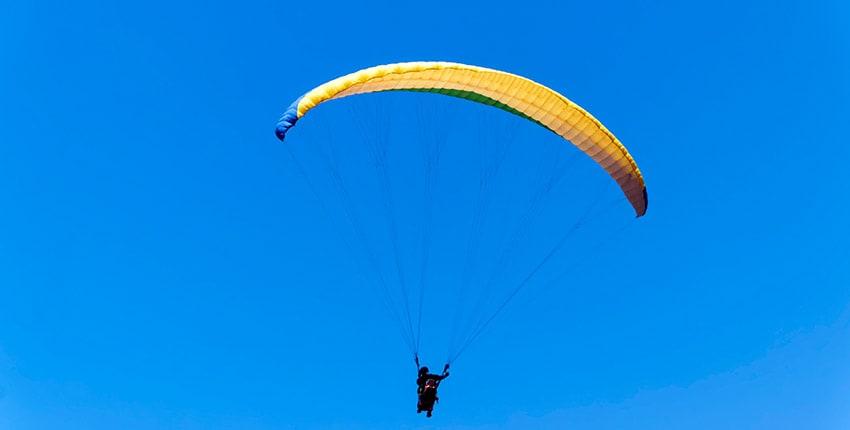 Torrey Pines Gliderport at California
