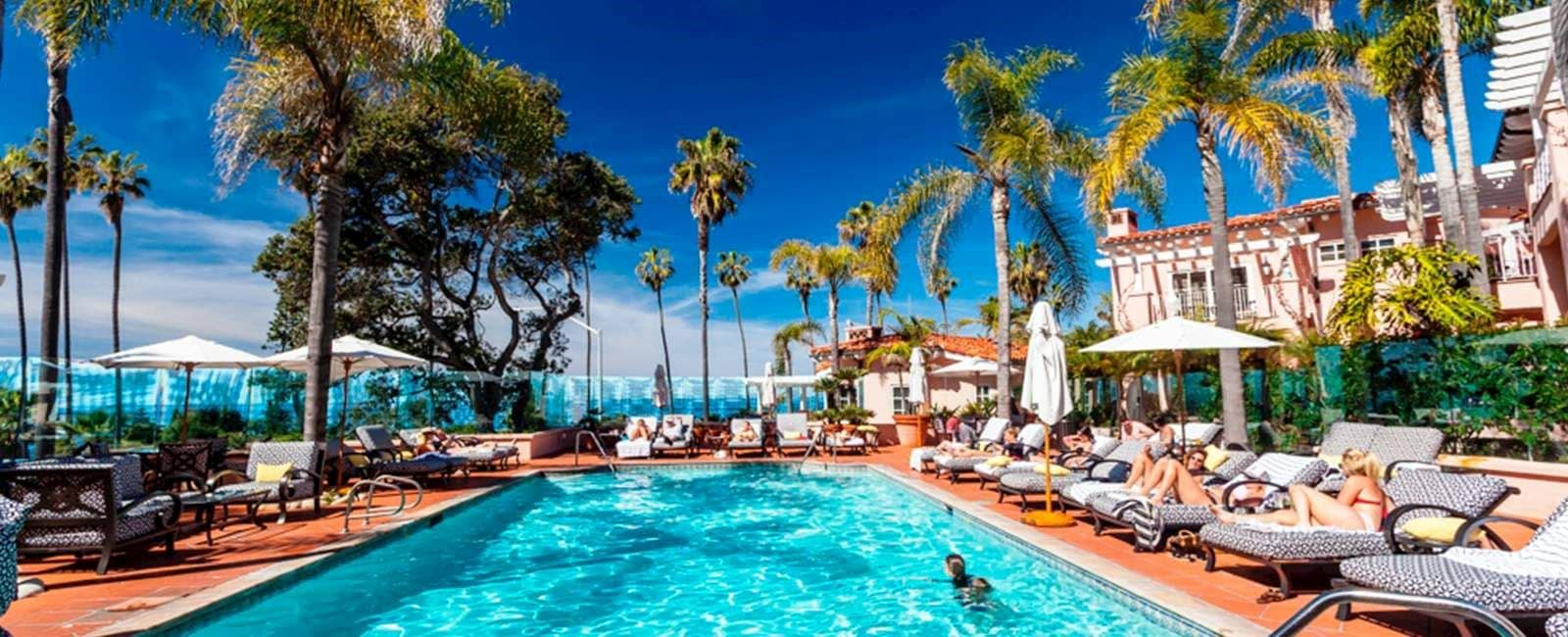Email Offers by La Valencia Hotel and Spa