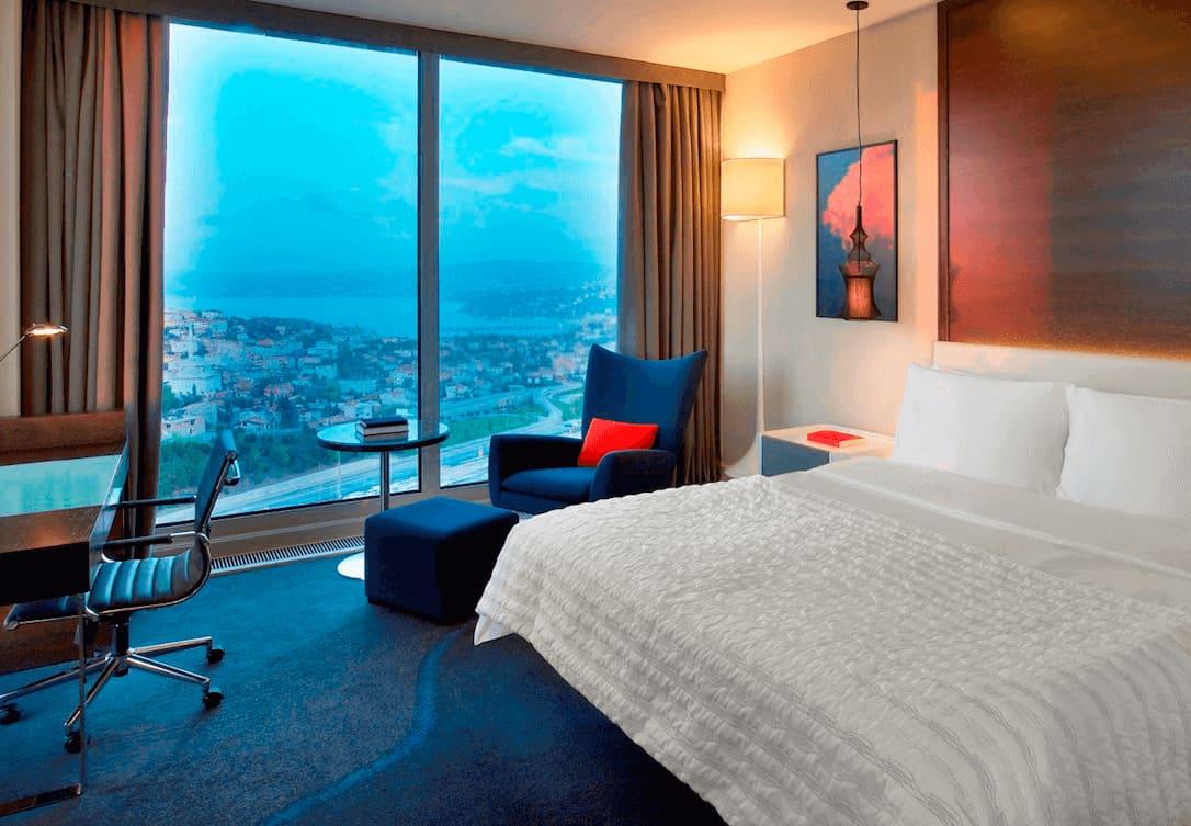 Oda | Boğaz | Otel | İstanbul Otel | Le Méridien