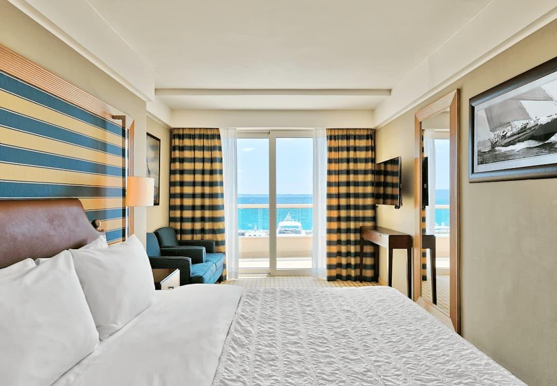 Classic soba s pogledom na more