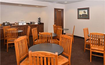 Dining Round Table Area