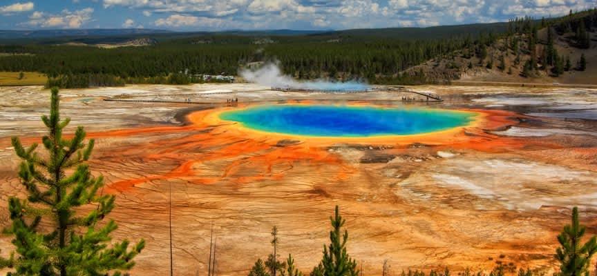 Yellowstone National Park, Montana
