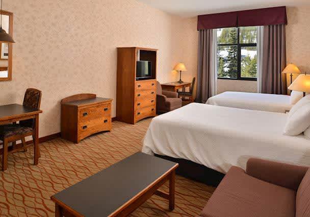 Double Queen - Mountain View Suite