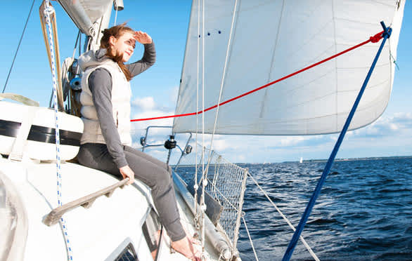Enjoy Sailing In Newport, Rhode Island
