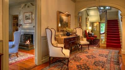 Book Your Stay At The Francis Malbone House, Newport