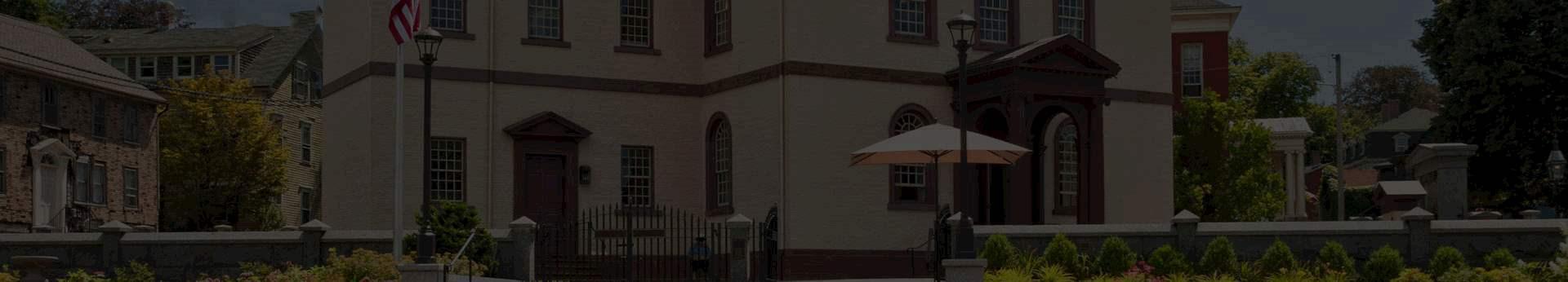 Newport, Rhode Island Touro Synagogue