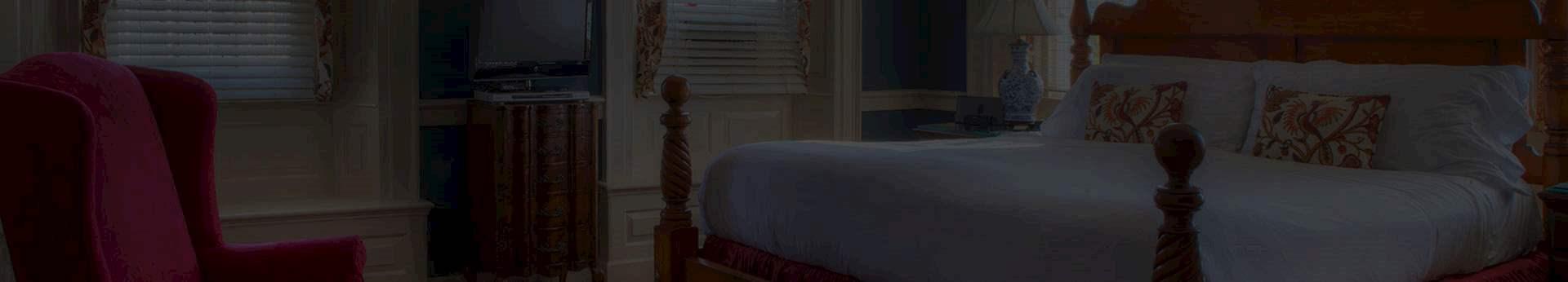The Francis Malbone House, Newport Rooms