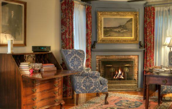 Benjamin Mason House Suite At The Francis Malbone House, Newport