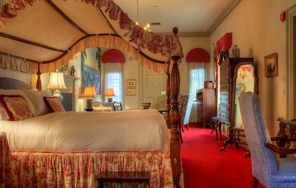 The Francis Malbone House, Newport Counting House Suite