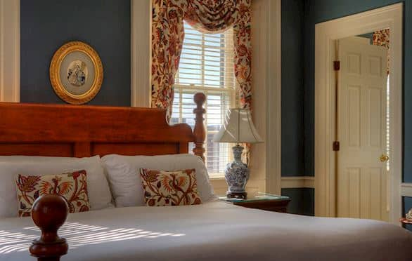 Harborside Room 2 at The Francis Malbone House, Newport