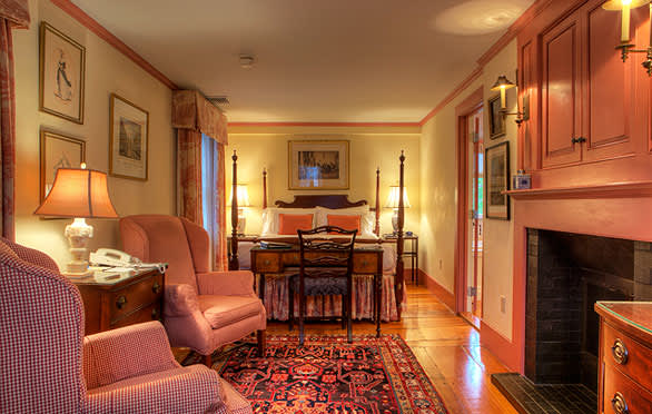 Stillhouse Room at The Francis Malbone House, Newport