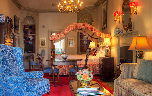 Suites At The Francis Malbone House, Newport