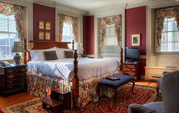 The Francis Malbone House, Newport Harborside Room 3