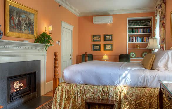 The Francis Malbone House, Newport Room 7