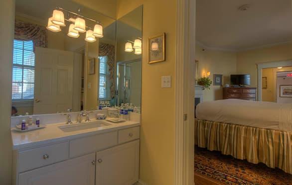 Newport Room 6 at The Francis Malbone House, Newport