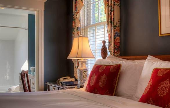 Newport Room 8 At The Francis Malbone House, Newport