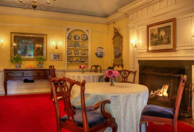 Private Meeting Space At The Francis Malbone House, Newport
