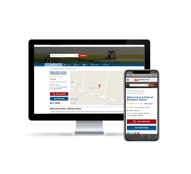 Automotive Local Pages