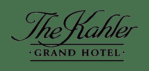 The Kahler Grand Hotel Logo