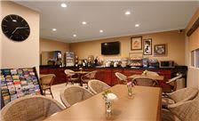 Best Western The Inn & Suites Pacific Grove Amenities - Breakfast Area