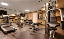 Best Western The Inn & Suites Pacific Grove Amenities - Fitness Center