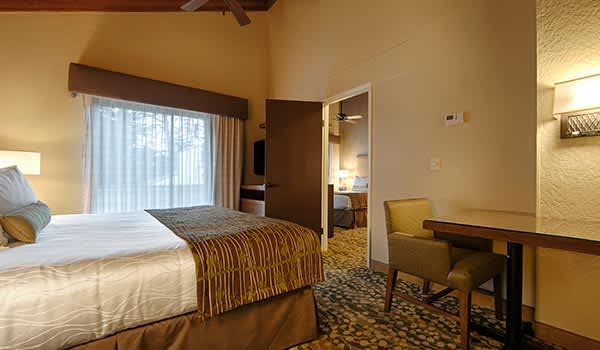 Two Beds room in Best Western the inn & Suites