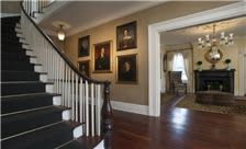 Foyer, Jared Coffin House