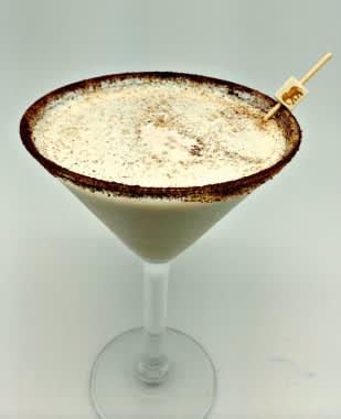 BPG Pumpkin Martini Cocktail