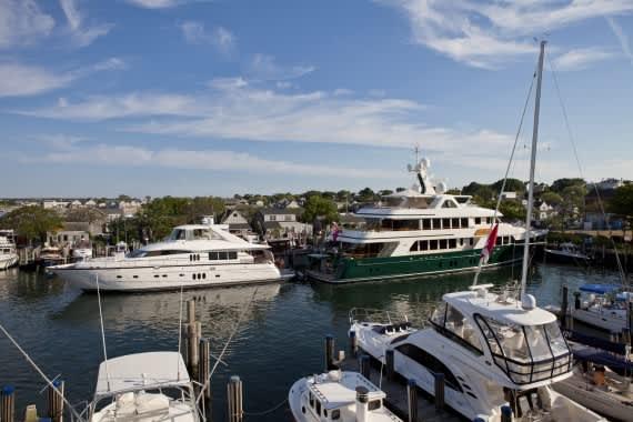 nantucket marina boat basin