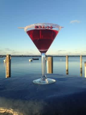 Nantucket Cranberry Cocktail