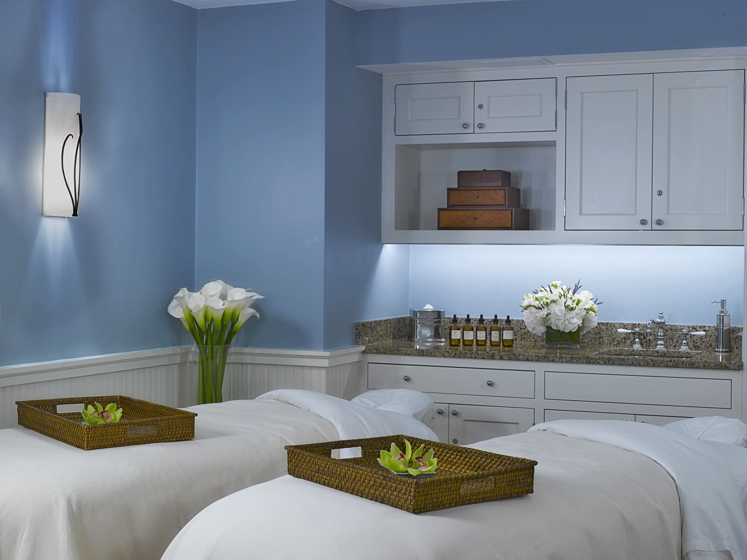 WE Spa couples room