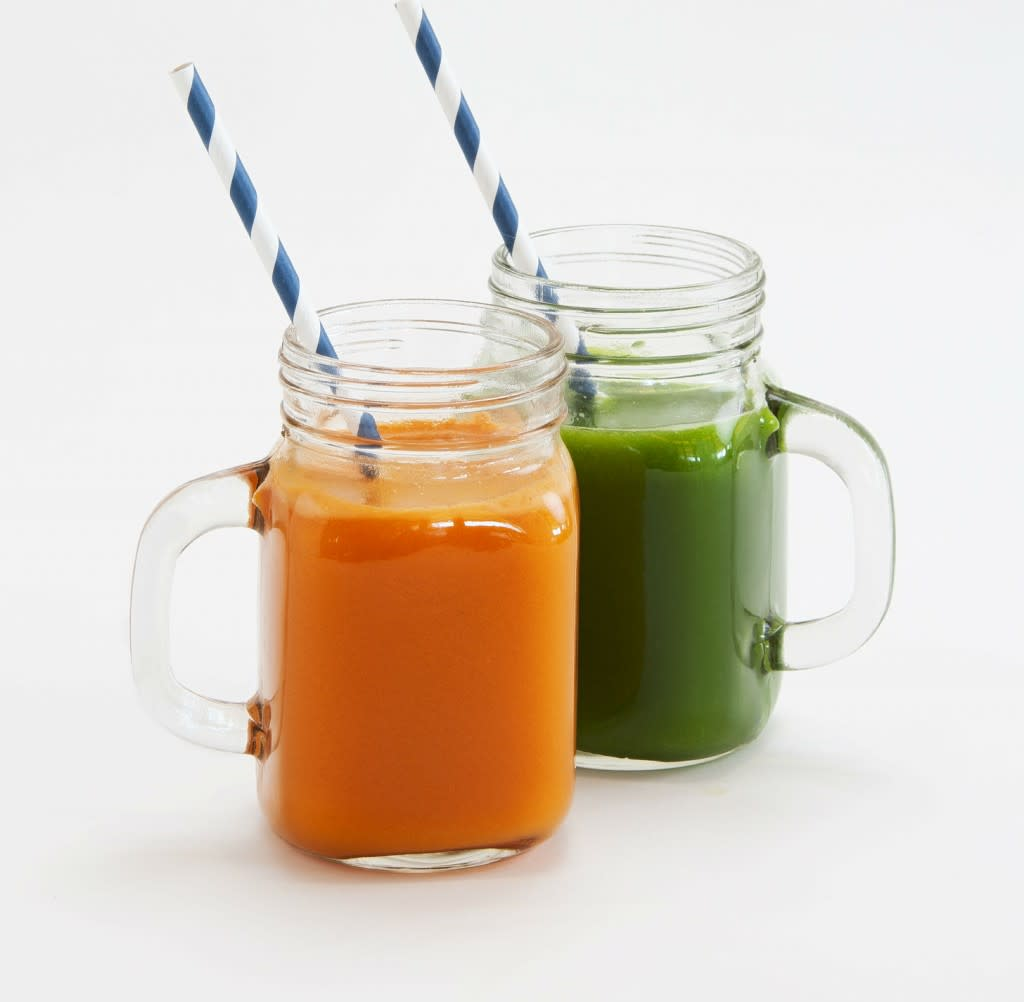 cropped juices