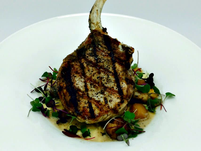 grilled pork chop3