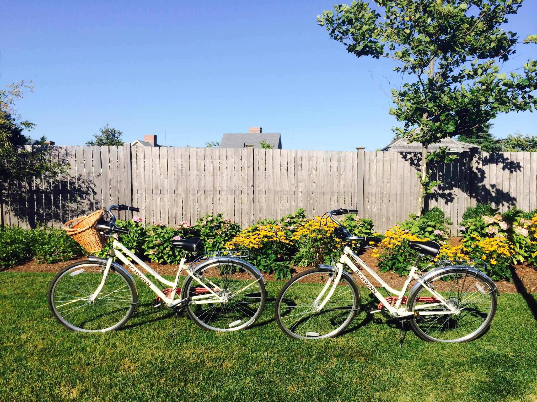 photo - bikes
