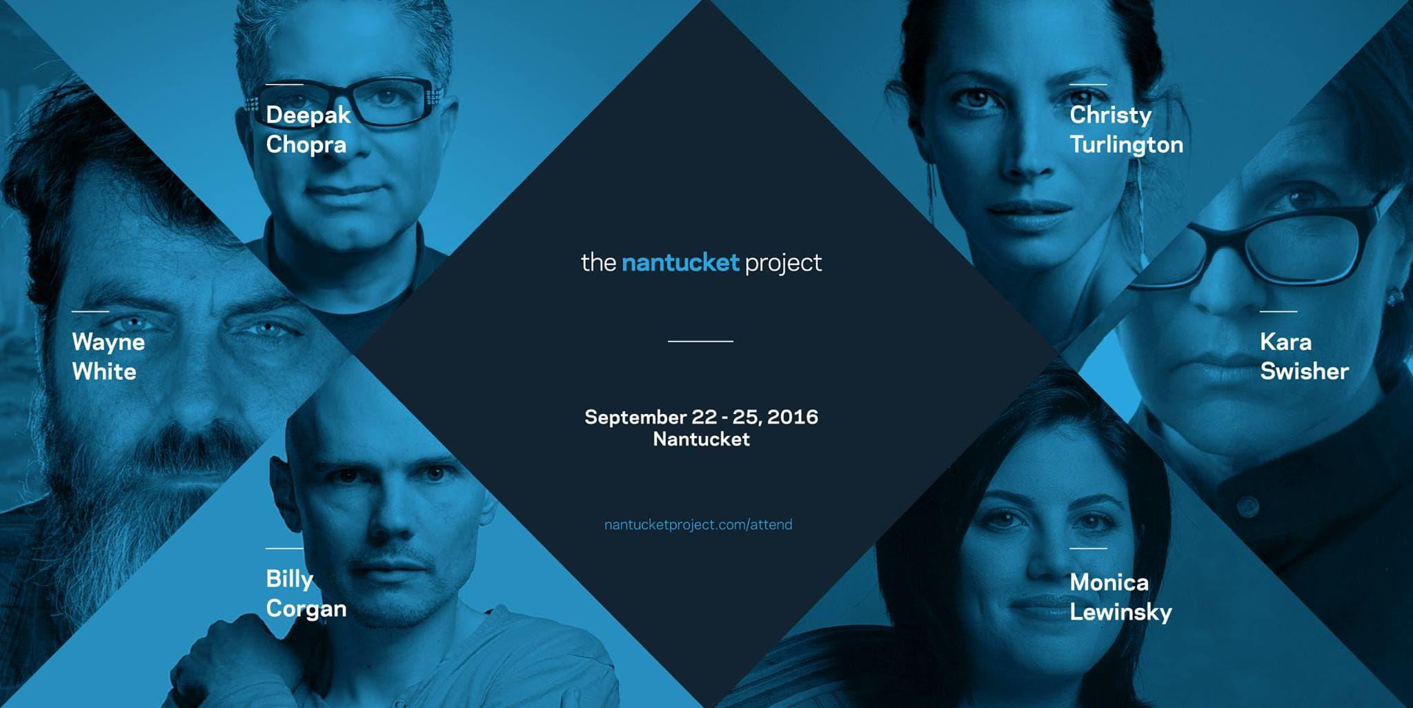 nantucket project presenters