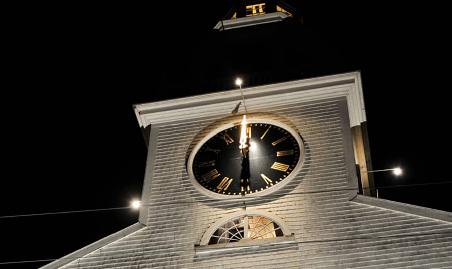 A Toast to New Year's Eve from Nantucket