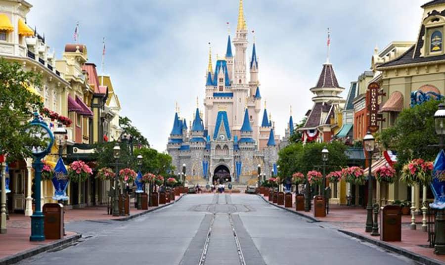 Away We Go...! Disney World