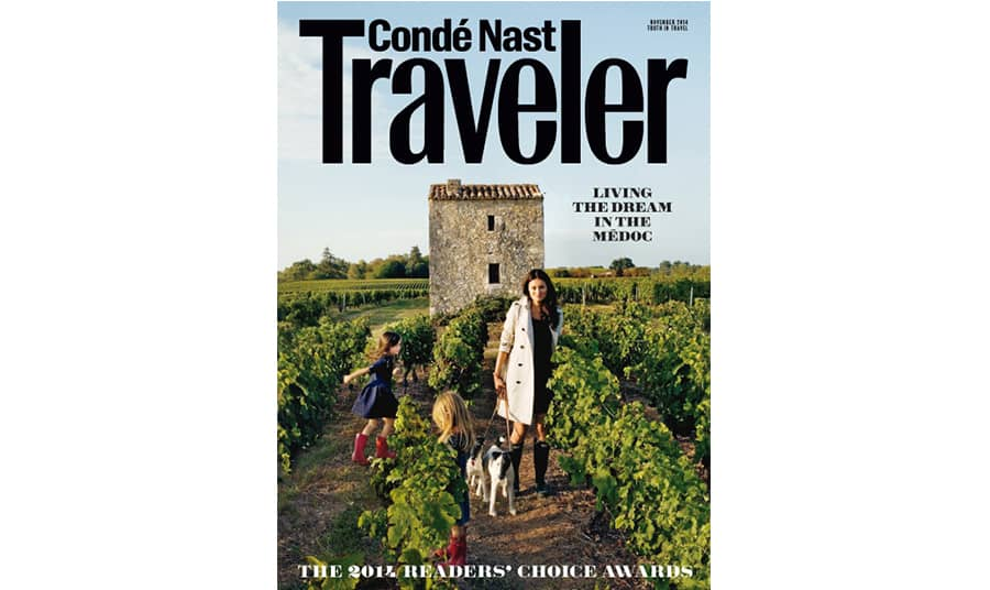 Condé Nast Traveler 2014 Readers' Choice Awards