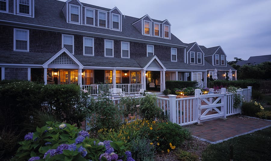 Dine & Unwind at The Wauwinet This May