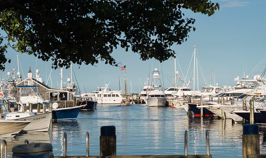 Get Hooked on Fall at Nantucket Boat Basin
