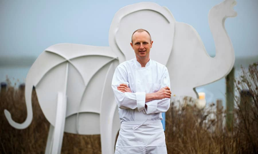 In the Kitchen with Chef Tom Pearson