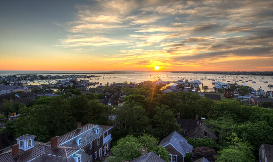 Top 5 Reasons to Fall for Nantucket