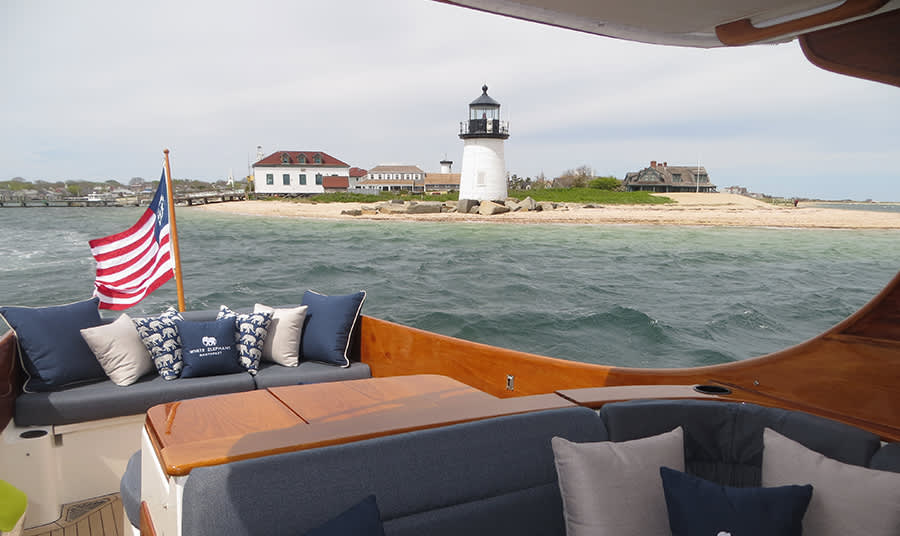 White Elephant/ Barton & Gray Hinckley Yacht Launches for 2016 Season