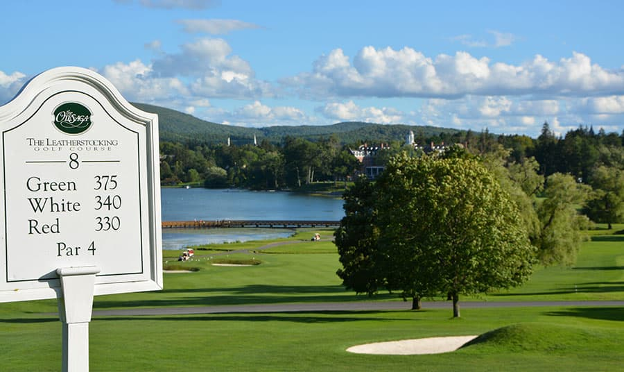 A Golfer's Paradise: A Behind the Scenes Look at Leatherstocking Golf Course with Superintendent Mik